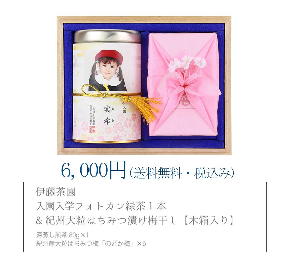 入園入学新一年生フォトカン6000
